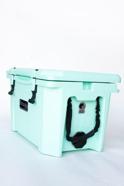 Grizzly 40 Quart Cooler – Seafoam - Image 5: image 5