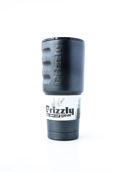 Grizzly 32 Oz. GG Cup – Charcoal - Image 4: image 2