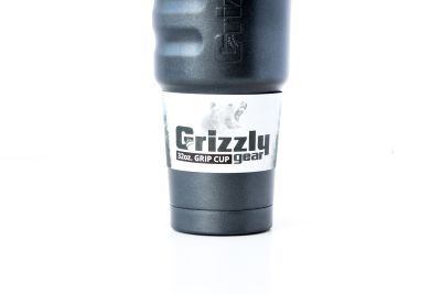 Grizzly 32 Oz. GG Cup – Charcoal - Image 11: image 9