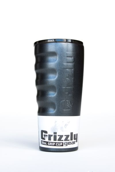 Grizzly 20 Oz. GG Cup – Charcoal - Image 2: image 2