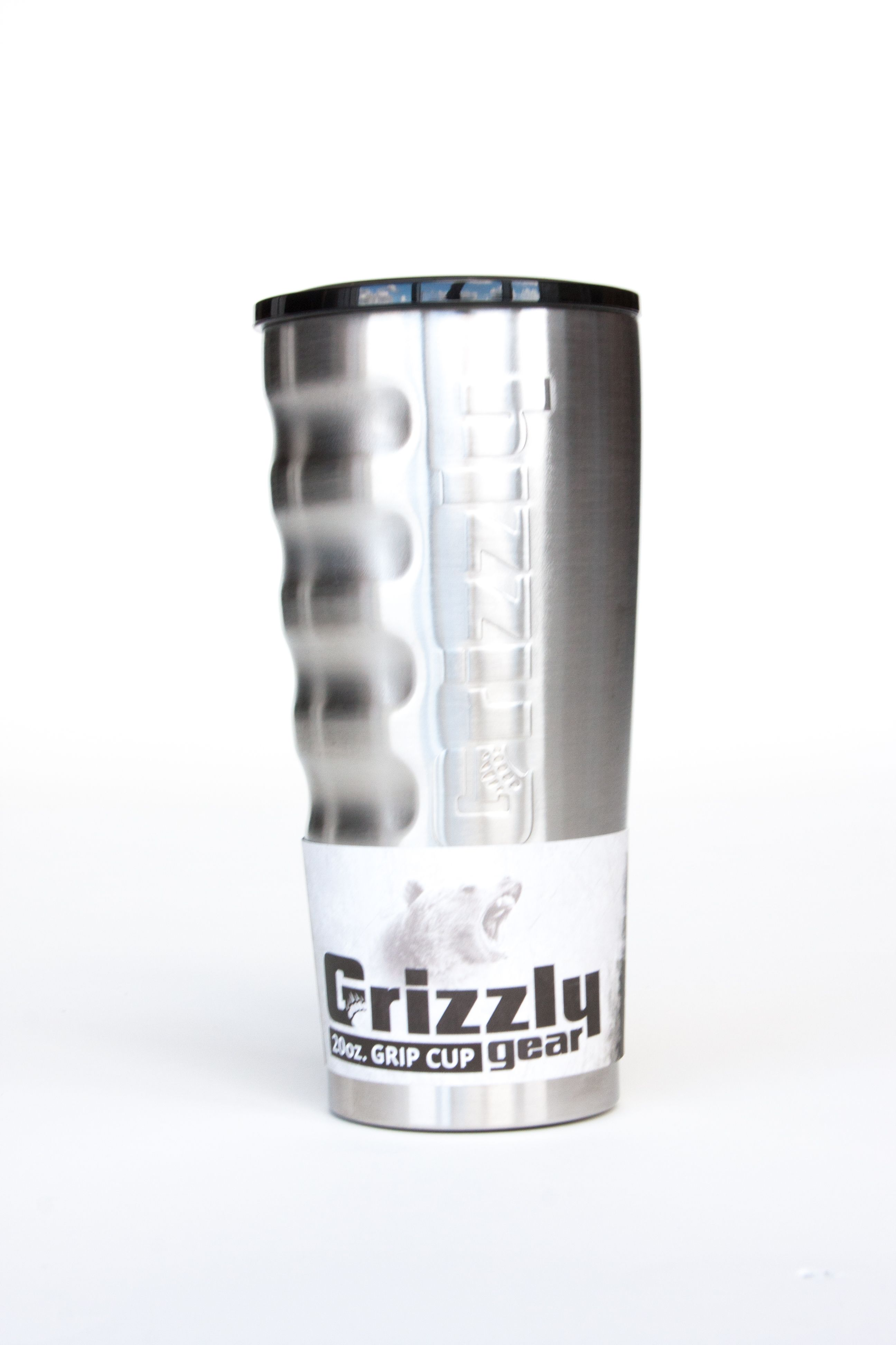 Grizzly 20 Oz. GG Cup – Stainless Steel