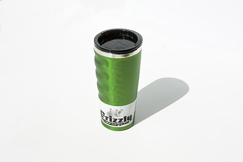 Grizzly 20 Oz. GG Cup- Lime Green image