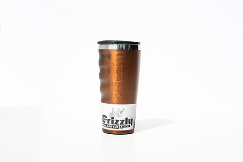 Grizzly 20 Oz. GG Cup-Copper image