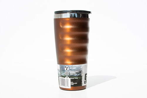 Grizzly 20 Oz. GG Cup-Copper - Image 2: image 2