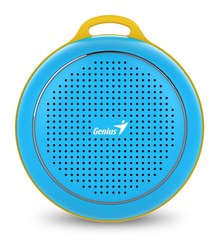 Genius Outdoor Portable Bluetooth Speaker (Blue) SP-906BTBlue image