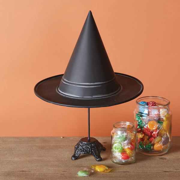 Halloween Wicked Witch's Hat Stand image