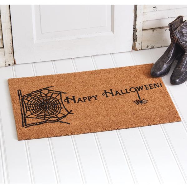 Happy Halloween Doormat image