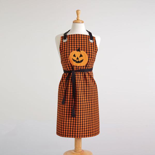 Halloween Jack-O-Lantern Apron image