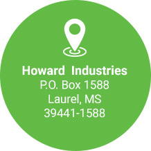 Howard Industries 36 Howard Drive Ellisville, MS 39437