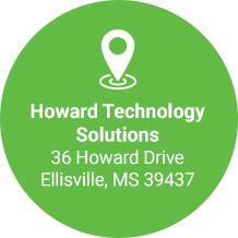 Howard Technology Solutions 36 Howard Drive Ellisville, MS 39437