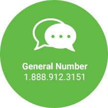 General Number 1.888.912.3151