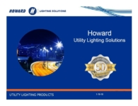 Howard Utility Lighting Solutions