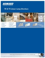 Linear Lamp Brochure