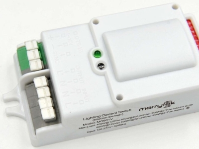 Dimmable Microwave Motion Sensor 120/277V