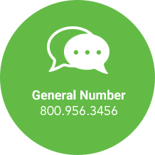 General Number 1.800.956.3456