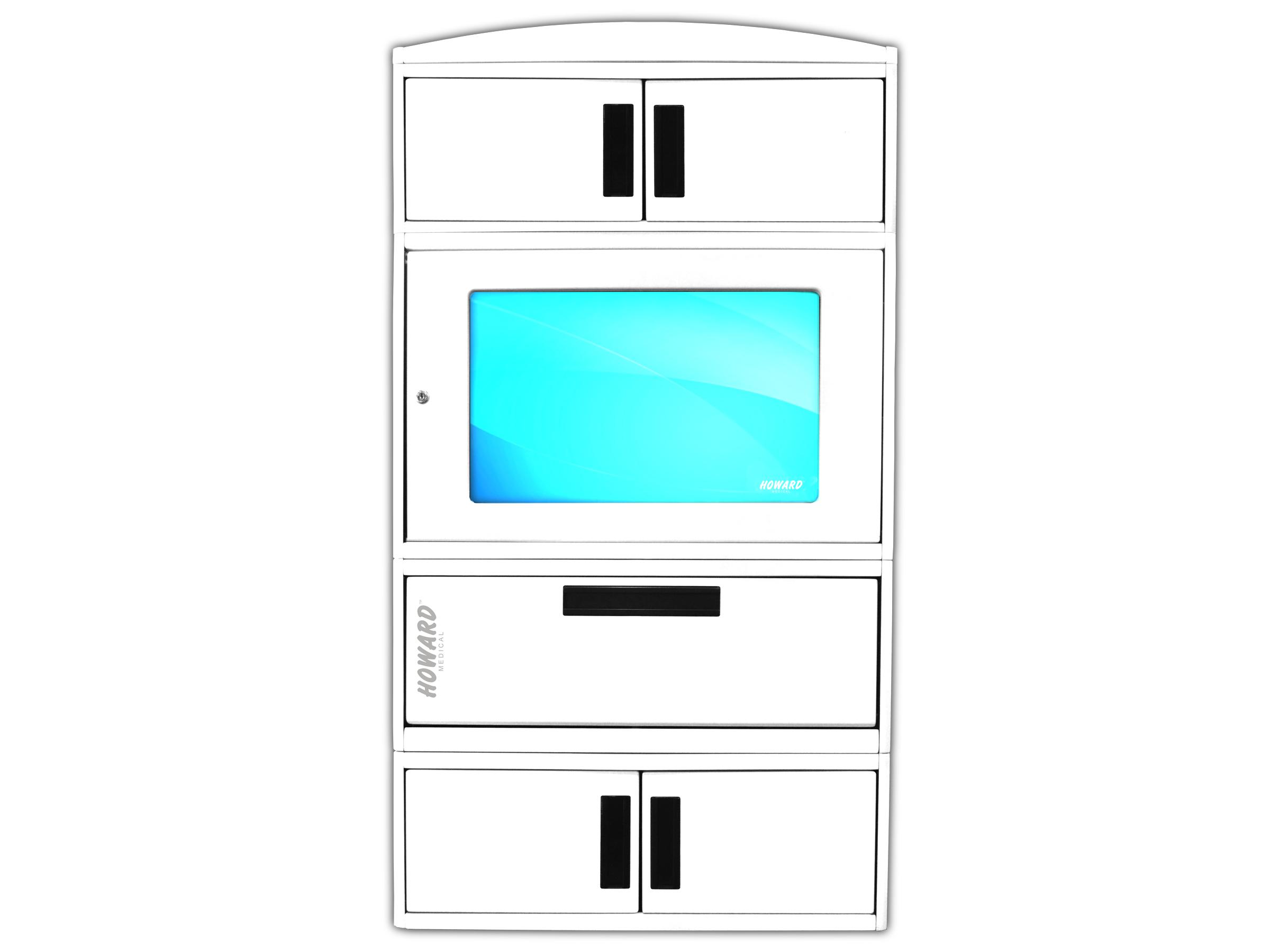 Auxiliary Storage Cabinet