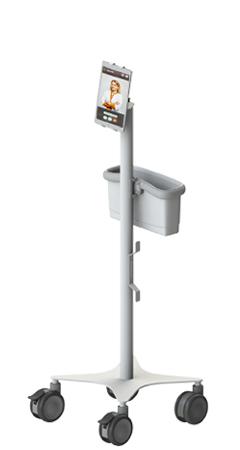 HI-VIEW Telepresence Cart image