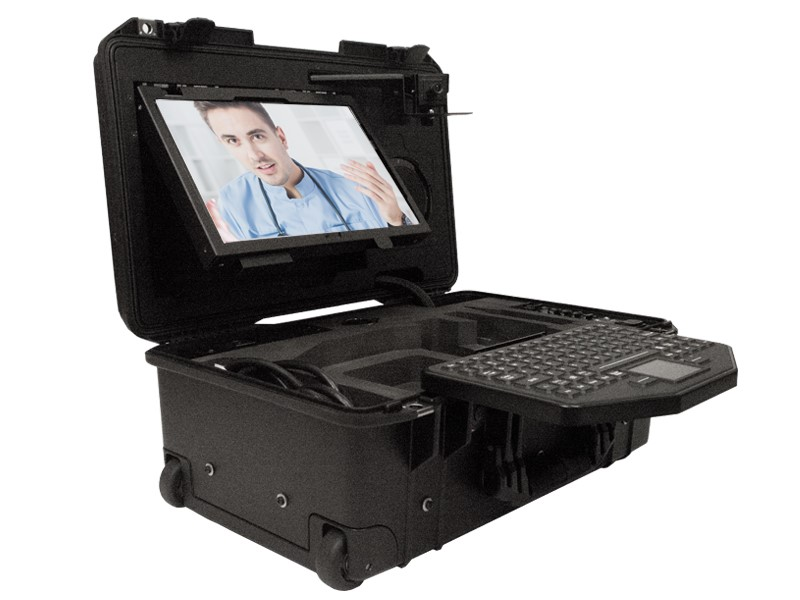Rugged Telemedicine Kit
